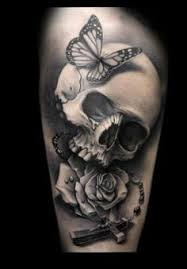 what is the meaning of sugar skull tattoos artwork idea 3d