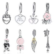 charm bracelet silver charms images Buy authentic 925 sterling silver charms crystal jpg