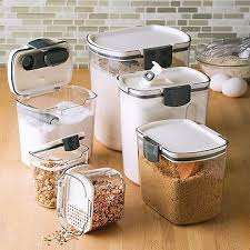 airtight kitchen canisters food storage food containers airtight storage jars the