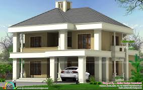 home design house designs square feet april kerala and floor 2000