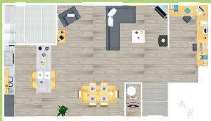 plan cuisine ouverte sur salon modele de cuisine ouverte sur salle a manger modele cuisine