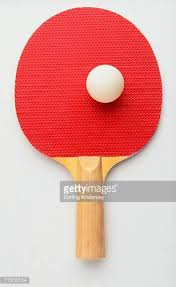 Table Tennis Racket Table Tennis Racket Stock Photos And Pictures Getty Images
