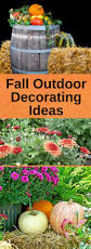 Outdoor Decorating Ideas by Fall Outdoor Decorating Ideas Backyard Garden Lover