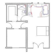 master bedroom bathroom floor plans master bedroom bathroom closet floor plans glif org
