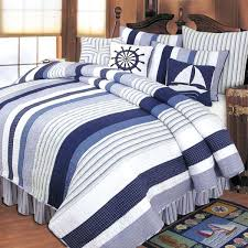 themed bed sheets nautical bed quilts boltonphoenixtheatre