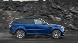 range rover sport blue watch the land rover range rover sport svr dash from 0 to 60 mph