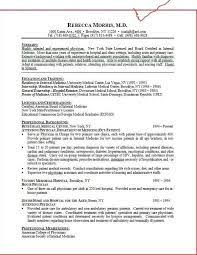 Medical Resume Examples by Resume Examples Templates Great Resume Examples Medical Assistant