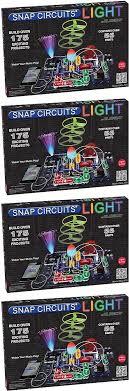 snap circuits lights electronics discovery kit electronics and electricity 158698 elenco snap circuits lights