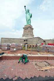Pedestal Access To Statue Of Liberty Statue Of Liberty To Reopen July 4 For The First Time Since