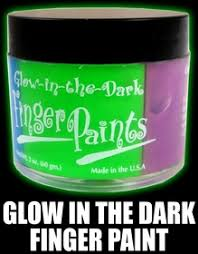 Glow In The Dark Spray Paint Colors - glow in the dark u0026 black light makeup and nail polish
