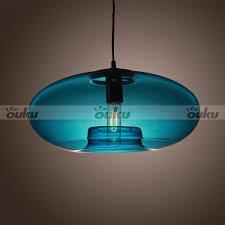 Blue Pendant Lights Crazy Sales Chandelier Bubble Ceiling Light Pendant Lamp Fixture
