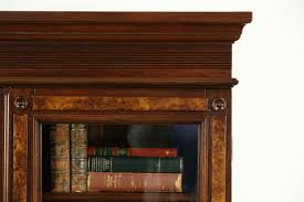 Wood Secretary Desk by Sold Victorian Renaissance Antique Walnut Cylinder Roll Top