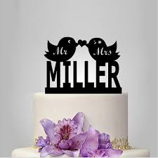 engagement cake toppers mr mrs wedding engagement cake topper cake toppers