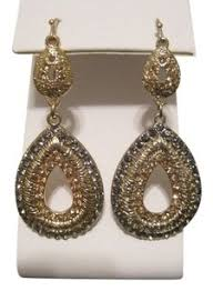 concepts earrings inc international concepts wedding earrings up to 90 at tradesy