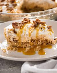 no bake butterscotch pie eazy peazy mealz