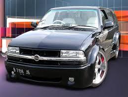 modifikasi opel blazer tips perawatan mobil automotive masalah mesin iac pompa bensin olie