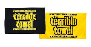 Pittsburgh Steelers Bathroom Set Amazon Com Pittsburgh Steelers Official Terrible Towels Set Of