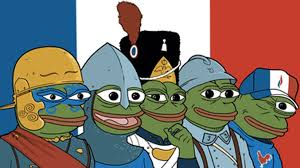 Le Meme - inside marine le pen s foreign legion of american alt right trolls