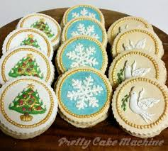 christmas cookie stamps hand carved by woodcarver gene wilson