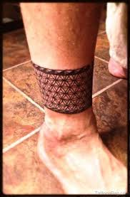 dashing ankle band for creativefan
