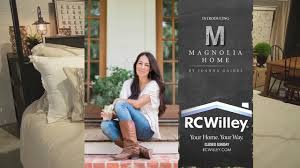 Magnolia Home Furniture The Magnolia Home Furniture Collection By Joanna Gaines Now