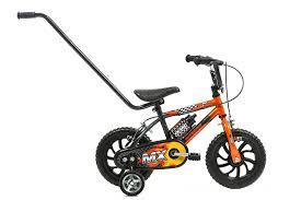 Raleigh Mx12 Boys U0027 Mountain Bike Orange 9