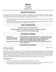 structural engineer job description systems trainer cover letter