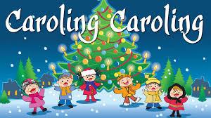 caroling caroling sing along songs and carols