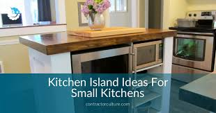 kitchen island for small kitchens kitchen island ideas for small kitchens spaces contractorculture