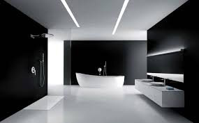 bathroom astonishing awesome black and white bathroom paint