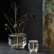 ikebana vases ikebana vase by fritz hansen