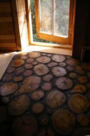log floor i this floor 600x901 tile flooring logs and concrete