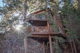 rocky mountain treehouse treehouses for rent in carbondale