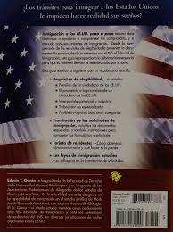 Paso A Paso by Inmigracion A Los Ee Uu Paso A Paso Legal Survival Guides