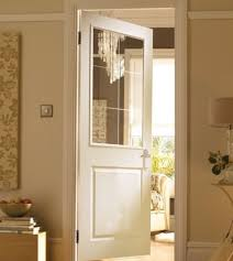 2 x 2 panel primed smooth glazed internal doors from b u0026q 35