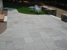 Patio Flagstone Prices Types Of Stone Patios Concord Stoneworks
