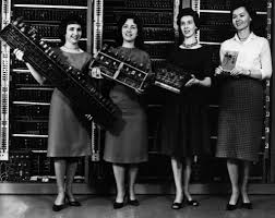 Eniac Photos Of The Women Who Programmed The Eniac Wrote The Code For