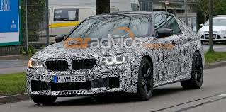 2018 bmw m5 to come with awd and automatic only u2013 report