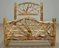 Wood Log Bed Frame Image Result For Http Mistymountainfurniture Catalog