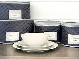 deluxe plate china storage squared away organization solutions