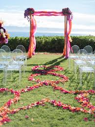 Wedding Arches Using Tulle 19 Ideas For An Outdoor Wedding Arbor