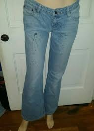 Mudd Skinny Jeans Size 7 Fake Paint Stain Mudd Jeans Vinted Com