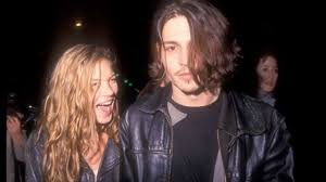moss and johnny depp kate moss