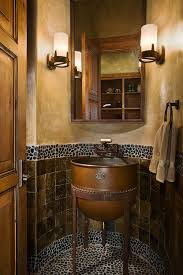 Houzz Rustic Bathrooms - cool steampunk home bathroom design ideas from houzz houzz