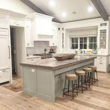 Painted Islands For Kitchens Best 25 Cabinet Colors Ideas On Pinterest Kitchen Cabinet Paint