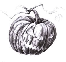 Drawing Of Halloween Magellin Blog 31 Days Of Halloween