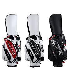 Travel Golf Bag images 2018 new golf standard bag pu ball waterproof flight travel golf jpg