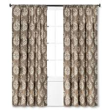 Target Paisley Shower Curtain - threshold paisley curtain panel target family room