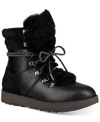 womens ugg hiking boots ugg s viki waterproof cold weather boots boots shoes