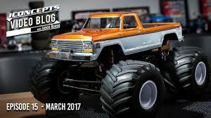 jconcepts vlog ep15 monster trucks b64